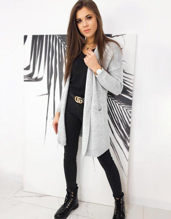 rozpinany sweter damski Dstreet - kolekcja 2021